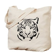 Serenity Tiger Tote Bag