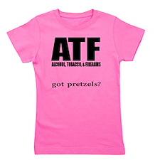 ATFwite Girl's Tee