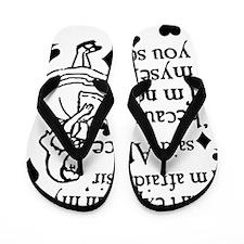 alice-not-myself-today_bl Flip Flops