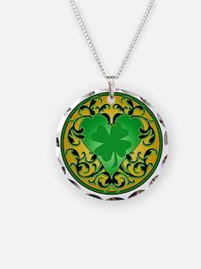 LuckyCharmCameoTR Necklace