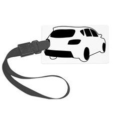 speed3back Luggage Tag