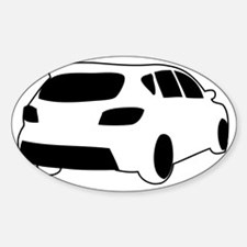 speed3back Bumper Stickers