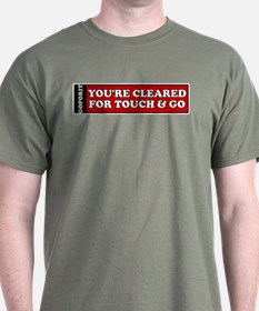 Cleared Touch and  T-Shirt
