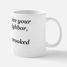 2-Crooked Heart Mug