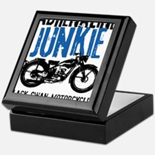 Adrenaline Junkie Keepsake Box
