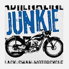 Adrenaline Junkie Tile Coaster