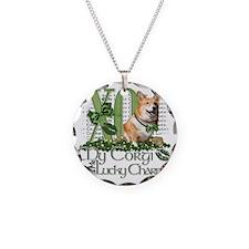 Corgi_Lucky_Charm_Trans2 Necklace