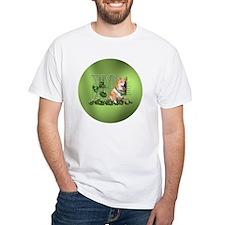 Corgi_Lucky_Charm_Circle Shirt