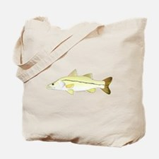 Common Snook c Tote Bag