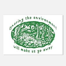 Environmental Postcards (Package of 8)