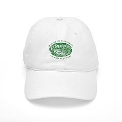 Environmental Baseball Cap