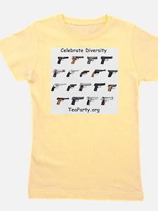 diversity2 Girl's Tee