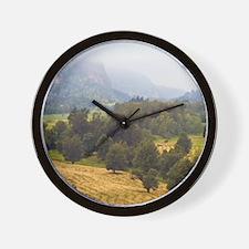 3-Rural Wall Clock
