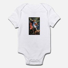 St. Michael the Archangel Infant Bodysuit