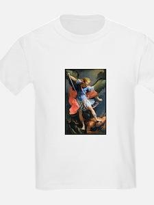 St. Michael the Archangel Kids T-Shirt