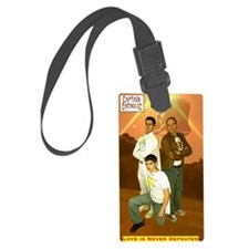 Family of Love Luggage Tag