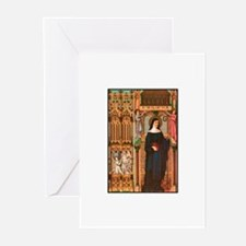 St. Scholastica Greeting Cards (Pk of 10)