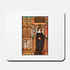 St. Scholastica Mousepad