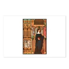 St. Scholastica Postcards (Package of 8)