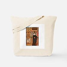 St. Scholastica Tote Bag