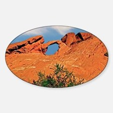 Valley of Fire Postcards, Note Card Decal