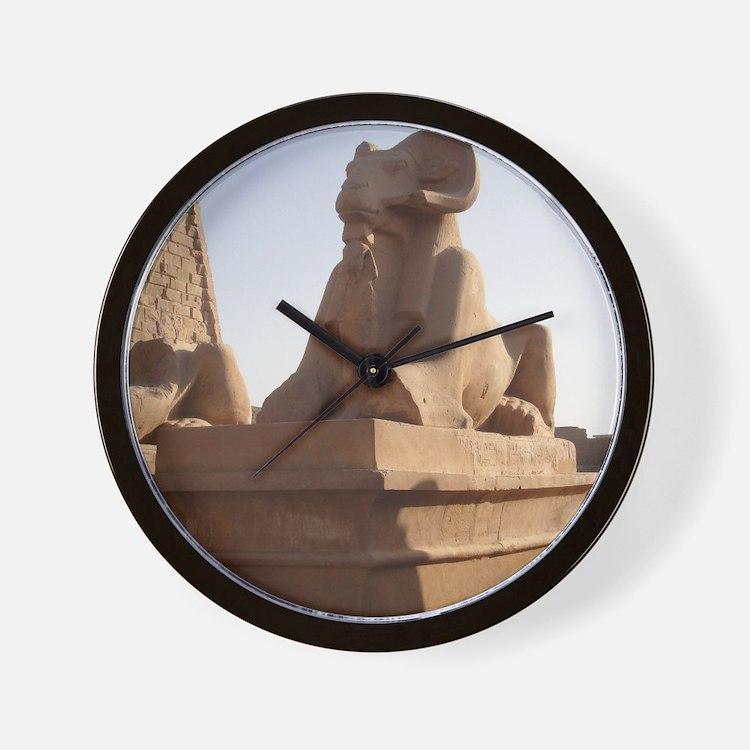 53_H_Fkarnak Wall Clock