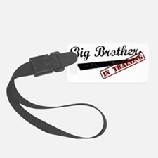 Big Brother In Training Luggage Tag