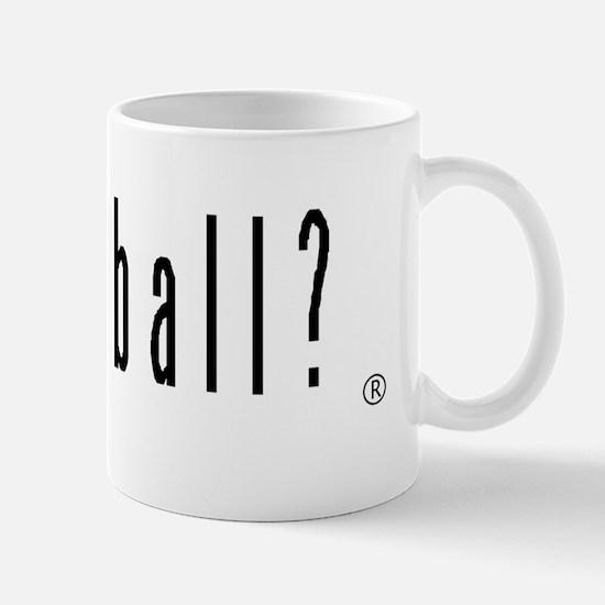 blackGotPinball B Mug