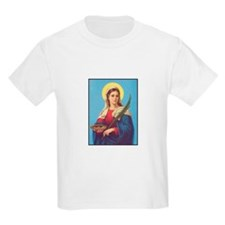 St. Lucy Kids T-Shirt