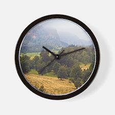 6-Rural Wall Clock