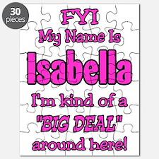 Isabella Puzzle
