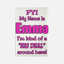 Emma Rectangle Magnet
