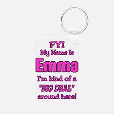 Emma Keychains