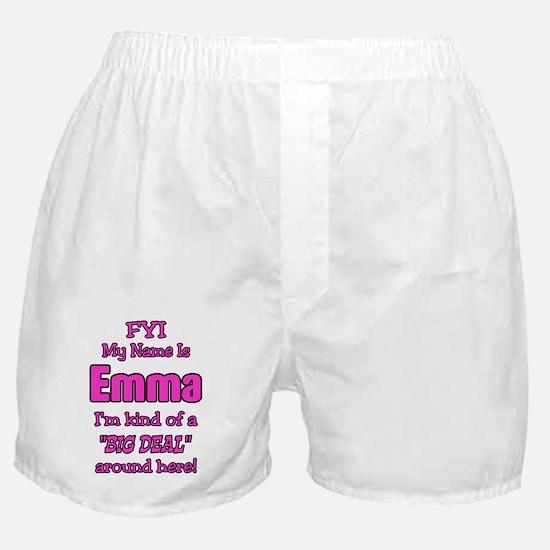 Emma Boxer Shorts