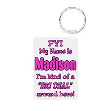 Madison Keychains