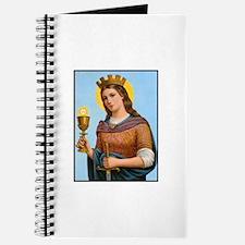 St. Barbara Journal
