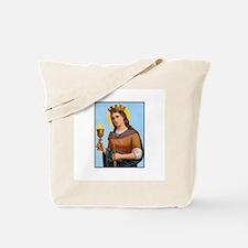 St. Barbara Tote Bag