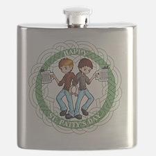 Boondock Saints St. Pattys Flask