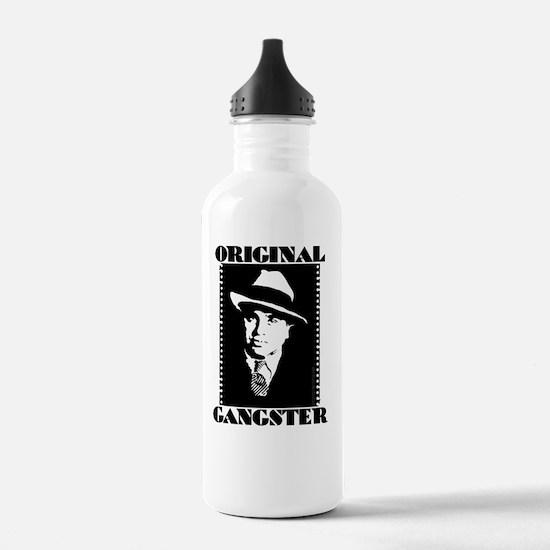 Original Gangster tee  Water Bottle