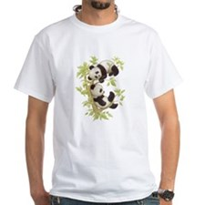 Pandas Playing In A Tree Shirt