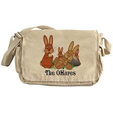 The O Hares Bright Messenger Bag