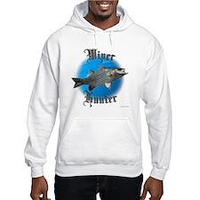 wiper fishing Hoodie