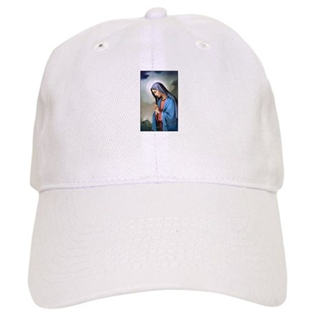 Mary Queen of Sorrows Cap