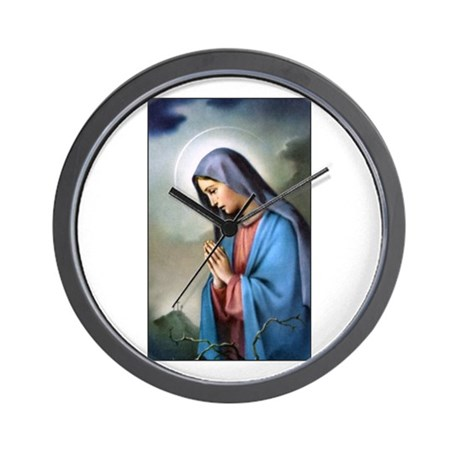 Mary Queen of Sorrows Wall Clock