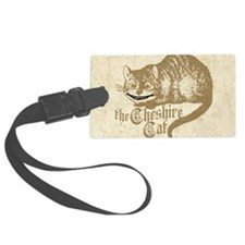 cheshire-cat_13-5x18 Luggage Tag