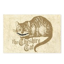cheshire-cat_13-5x18 Postcards (Package of 8)