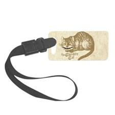 cheshire-cat_12x18 Luggage Tag