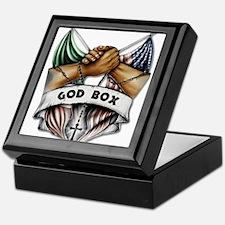 God Box #4 Keepsake Box