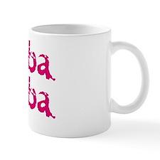 hubba_hubba_2 Small Mug