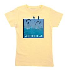 Simply Vortextual Girl's Tee